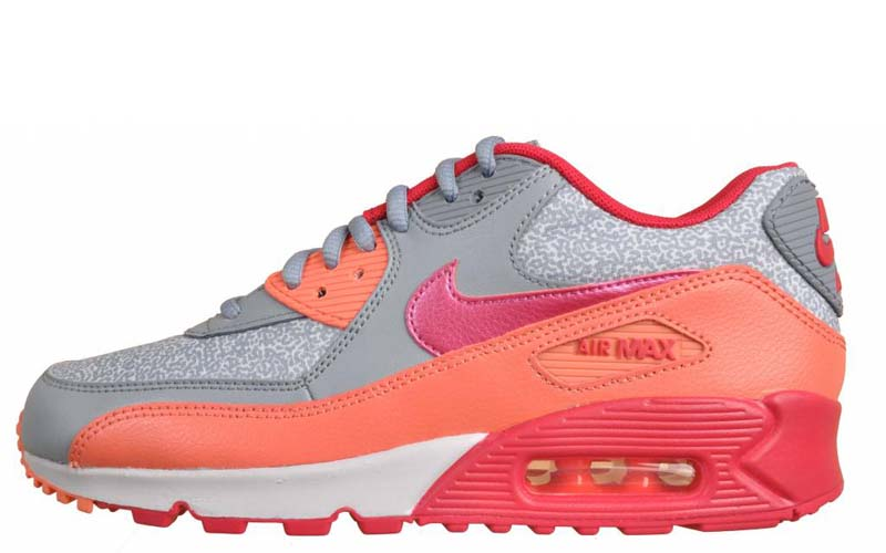 Nike Air Max 90 para mujer, disponibles en Zacaris.