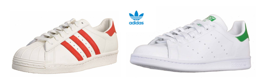 adidas Originals Superstar y Adidas Originals Stan Smith