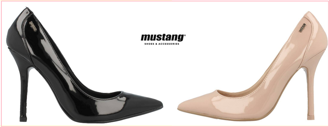 MUSTANG. Zapatos online. DENICE NEGRO collage