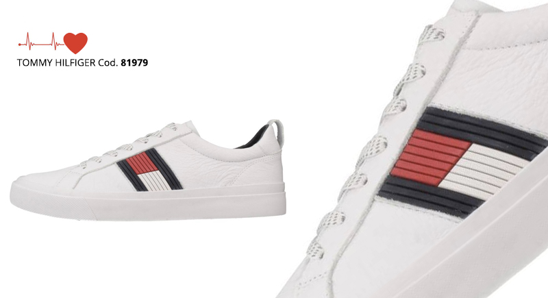 Ideas regalo San Valentín| Zapatillas Tommy Hilfiger
