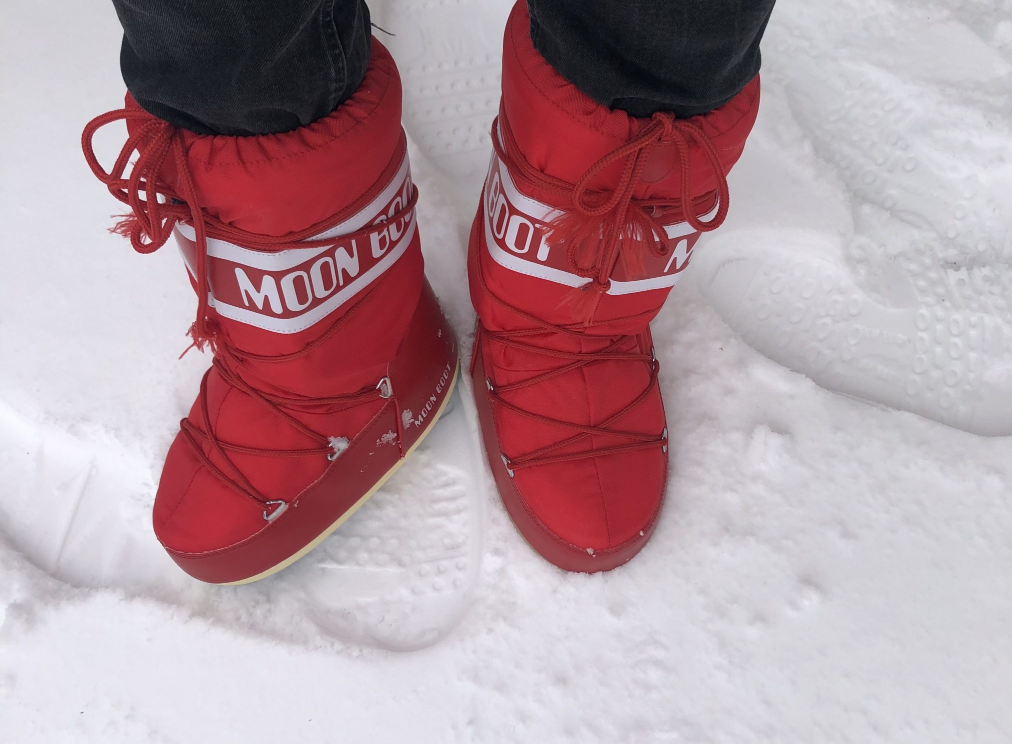"""Moon Boot """"red"""""""